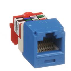 CJ5E88TBU | Jack Modular Mini-Com TX5e, Cat 5e, Panduit